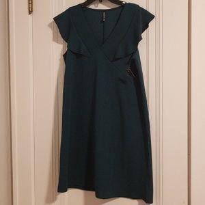 Dresses & Skirts - NEW teal shift dress
